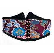 Chinese Flowers Waistband