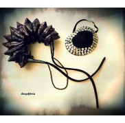 Black Nemesis Headpiece