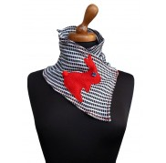Red Bunny Scarf