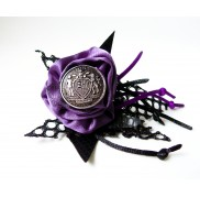 Purple Majesty Statement Ring
