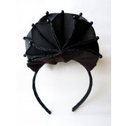 Fridda Honneycomb Statement Headpiece