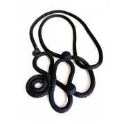 Savage Black Polymorphic Necklace